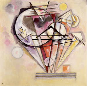 On Points by Kandinsky